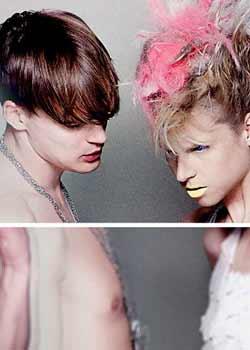 © ART HAIR STUDIOS HAIR COLLECTION