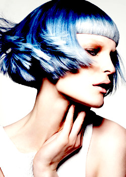 © ANNA CHAPMAN and PETROS MAIROUDHIOU - TREVOR SORBIE HAIR COLLECTION