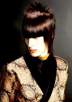 © DAVID CORBETT HAIRDRESSING HAIR COLLECTION