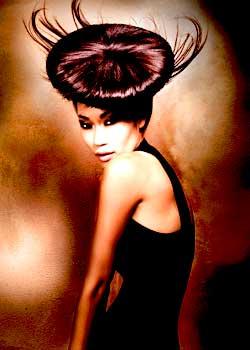 © DANIEL GRANGER e LUCIE KING - DANIEL GRANGER HAIRDRESSING HAIR COLLECTION