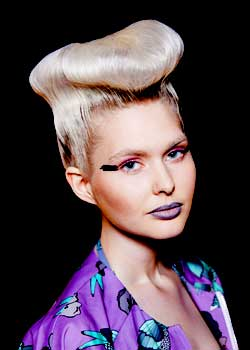 © FAM IRVOLL - TONI&GUY HAIR COLLECTION