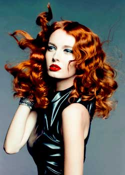 © KELLY WRIGHT, CAYLEY NORMAN - TONI&GUY HAIR COLLECTION