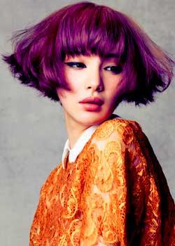 © SUNAO AKIYAMA - TONI&GUY HAIR COLLECTION