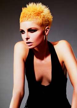 © SUZIE MCGILL - RAINBOW ROOM INTERNATIONAL HAIR COLLECTION