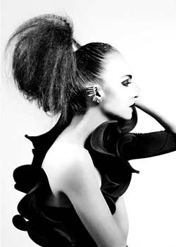 © CAROLINA ROSENBERGER HAIR COLLECTION