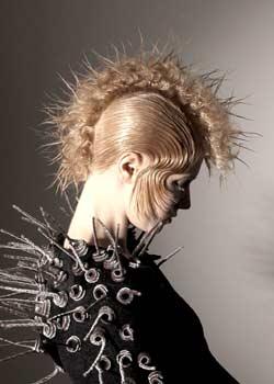 © SANDOR SZEL - SASA ART, FIGARO TEAM HAIR COLLECTION