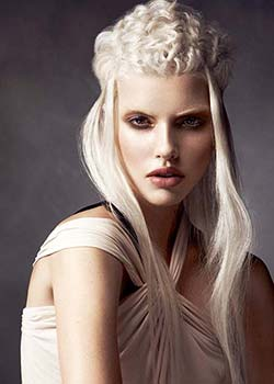 © LISA MUSCAT - E-SALON HAIR COLLECTION