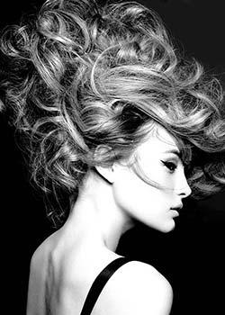 © CATERINA DI BIASE HAIR COLLECTION