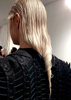 © ROYAL COLLEGE OF ART - SASSOON HAIR COLLECTION