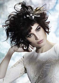 © VIVIENNE MACKINDER BY INTERCOIFFURE AMERICA/CANADA HAIR COLLECTION