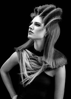 © CAROL BRUGUERA HAIR COLLECTION
