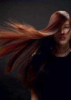 © JAMES HAIR FASHION CLUB HAIR COLLECTION