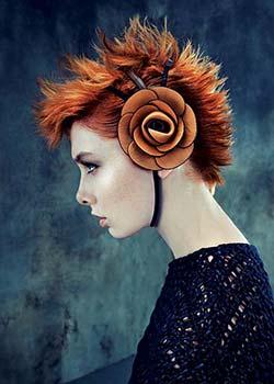 © PETRA MECHUROVA HAIR COLLECTION