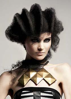 © SANRIZZ ARTISTIC TEAM HAIR COLLECTION