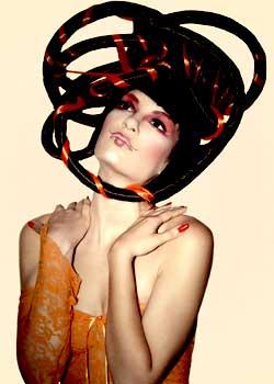 © MYRELLA AND BASICA, ANA MARIA VACA HERNANDEZ HAIR COLLECTION