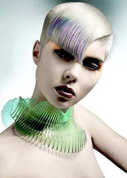 © DAVID BAKER AND BEN HENDRY - THE VAULT HAIR COLLECTION
