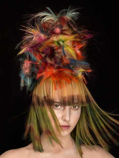 © VINCENT MEULENYZER HAIR COLLECTION