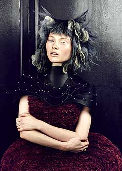© CHIE SATO - TONI&GUY HAIR COLLECTION