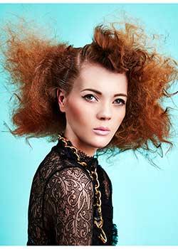 © SOPHIE SPRINGETT - TONI&GUY HAIR COLLECTION