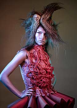 © INDIRA SCHAUWECKER - TONI&GUY HAIR COLLECTION