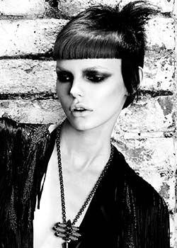 © DARREN BAIN - HOB SALONS HAIR COLLECTION