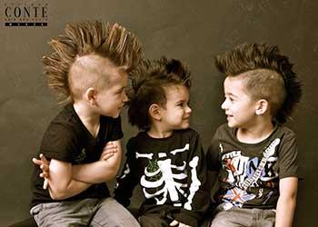 © STEFANO CONTE HAIR COLLECTION