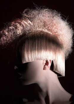 © CRISTIANO LEUZZI - PASSION4FASHION ACADEMY HAIR COLLECTION
