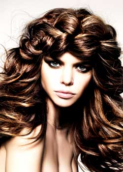 © MICHELLE ROONEY - HOOKER e YOUNG HAIR COLLECTION