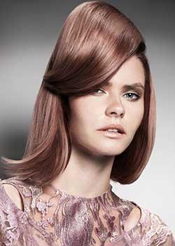 © DYLAN BRITTAIN eSUZIE MCGILL - RAINBOW ROOM INTERNATIONAL HAIR COLLECTION