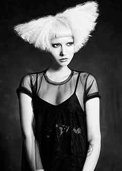 © STACEY CHALKLEY - BEAUX AMIS HAIR COLLECTION