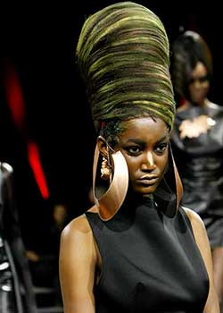 © HAUTE COIFFURE FRANCAISE HAIR COLLECTION