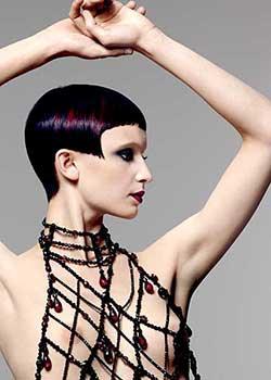 © The International Creative Team led - Mark Hayes - Sassoon Academy HAIR COLLECTION