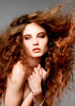 © CARL KEELEY HAIR COLLECTION