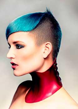 © ROBERT MASCIAVE - METROPOLIS HAIRDRESSING HAIR COLLECTION