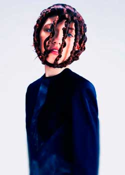 © LOUISE WOOD - THE HAIR ADVICE CENTRE HAIR COLLECTION