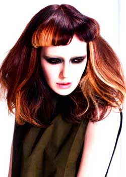 © ADAM BRYANT, SHARON PEAKE - ETHOS HAIRDRESSING HAIR COLLECTION