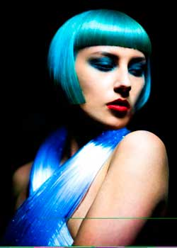 © BLUE TIT LONDON HAIR COLLECTION
