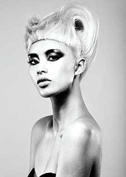 © DANIELLA BARCA - ROKK EBONY HAIR COLLECTION