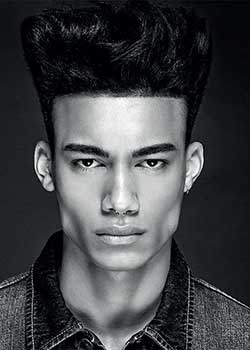 © KEVIN LUCHMUN - TONI&GUY HAIR COLLECTION