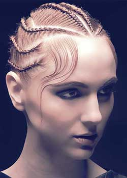 © LEIRE CHOUZA - TONI&GUY HAIR COLLECTION