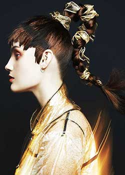 © JAMES WHYTE HAIR COLLECTION