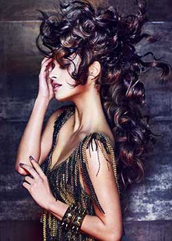 © TRACEY DEVINE HAIR COLLECTION