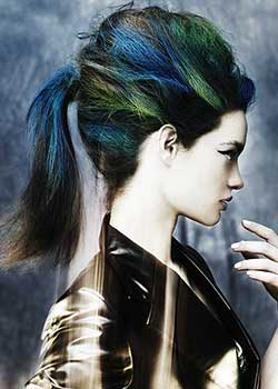 © SHARON DOW - KEVIN KAHAN HAIR COLLECTION