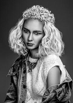 © NIKKI PORTER BY RUBI HAIR MALVERN HAIR COLLECTION