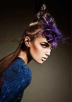 © MICHAEL RACKETT - RUSH HAIR HAIR COLLECTION