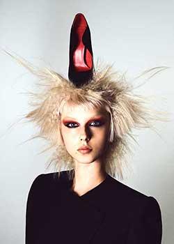 © MARK HAYES, SASSOON INTERNATIONAL CREATIVE DIRECTOR HAIR COLLECTION