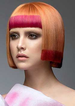 © LESLIE HENSHAW HAIR COLLECTION