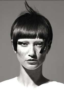 © MIA DELLICOMPAGNI AND AMY SULTAN HAIR COLLECTION