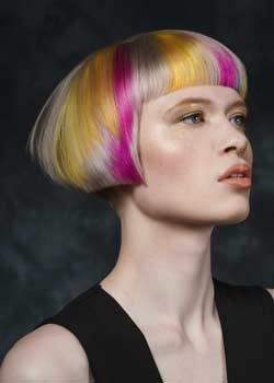 © HEATHER NELSON - NELSON HAIRDRESSING HAIR COLLECTION