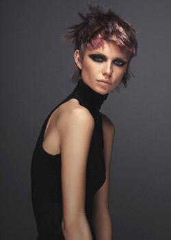 © Judith Knijn & Balmain hair couture HAIR COLLECTION